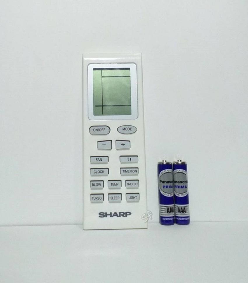 Remote Control AC SHARP / GREE / DAIKIN  YB1FA - Putih