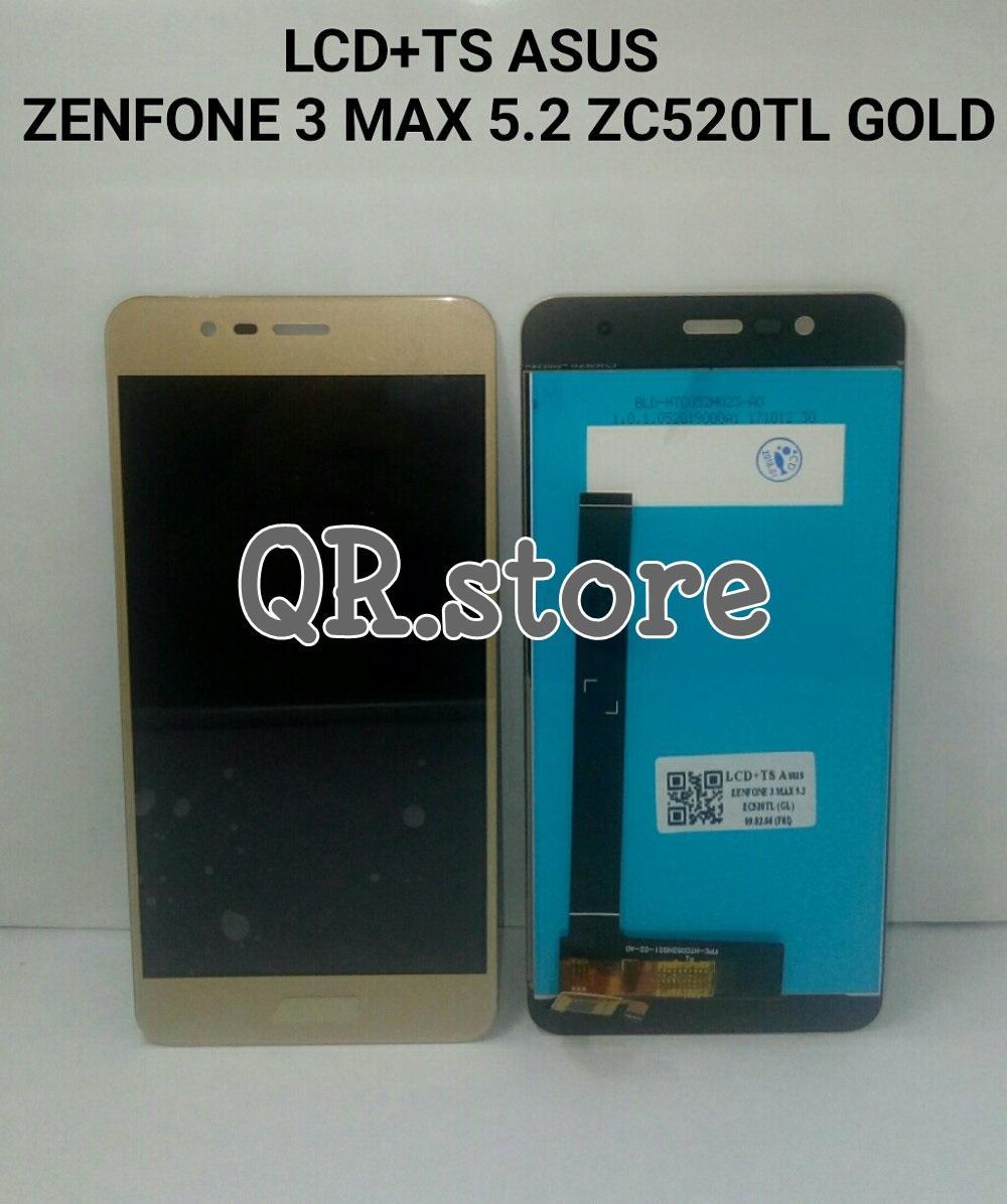LCD Asus Zenfone 3 Max 5.2 X00AD ZC520TL Original. LCD + Touchscreen Asus Zenfone 3 Max 5.2 X00AD ZC520TL. LCD Fullset Asus Zenfone 3 Max 5.2 X00AD ZC520TL Original