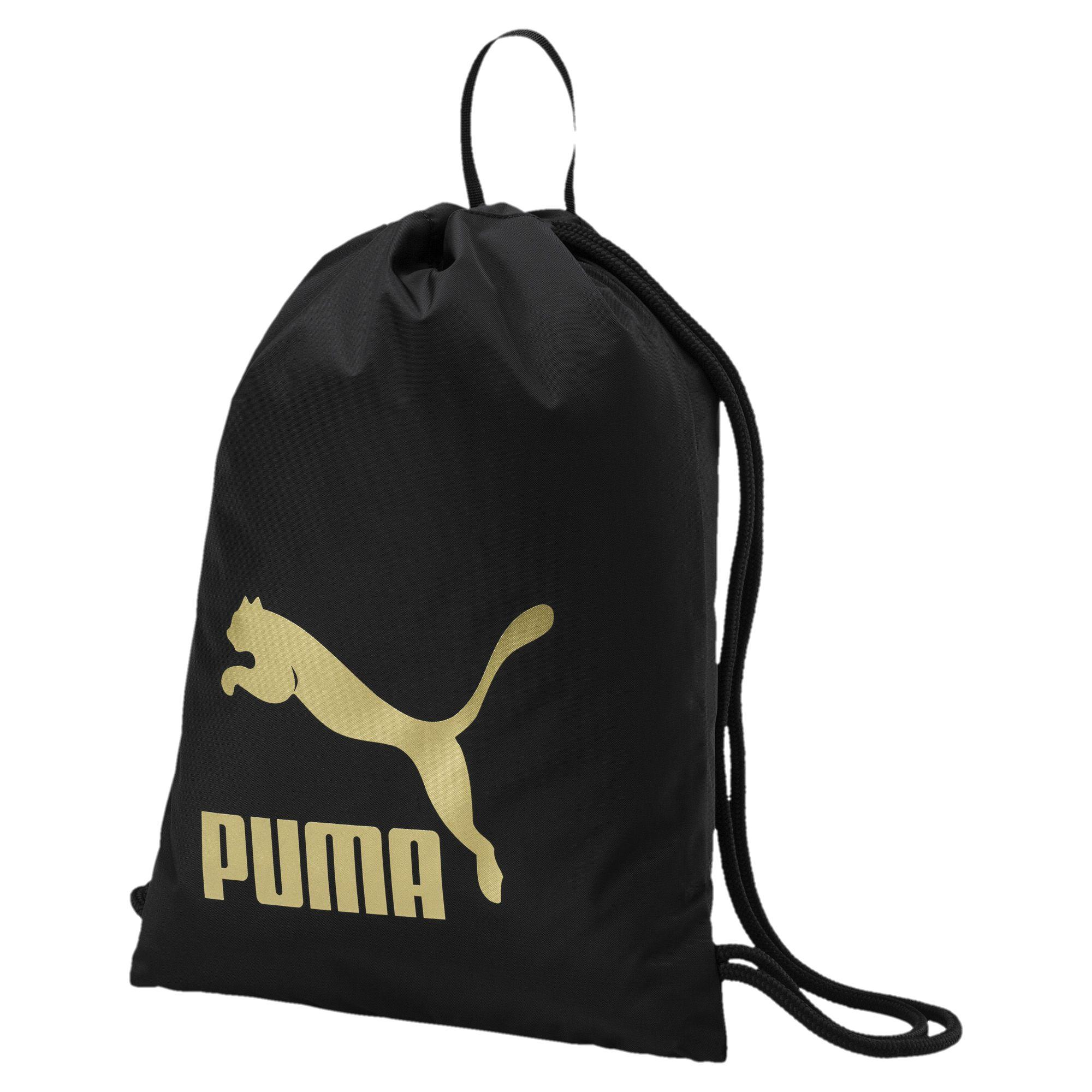 Puma Tas Gymsack Originals - 07481209 - Hitam By Puma Indonesia.