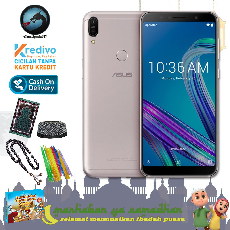 Asus Zenfone Max Pro M1 ZB602KL 6/64 Snapdragon 636 5000mAh Resmi + Free Packet Ramadhan
