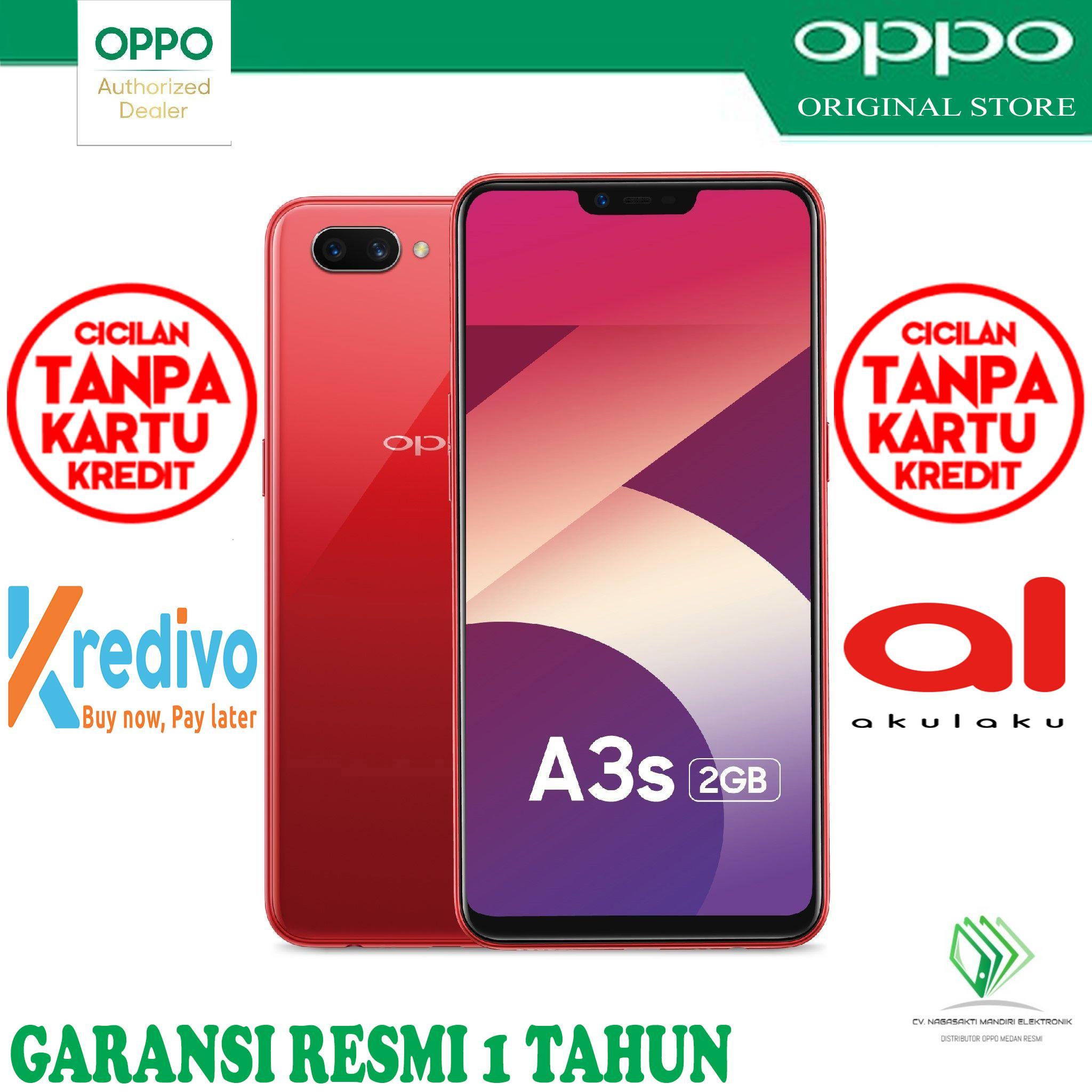 OPPO A3S RAM 2/16GB ORIGINAL SMARTPHONE GARANSI RESMI