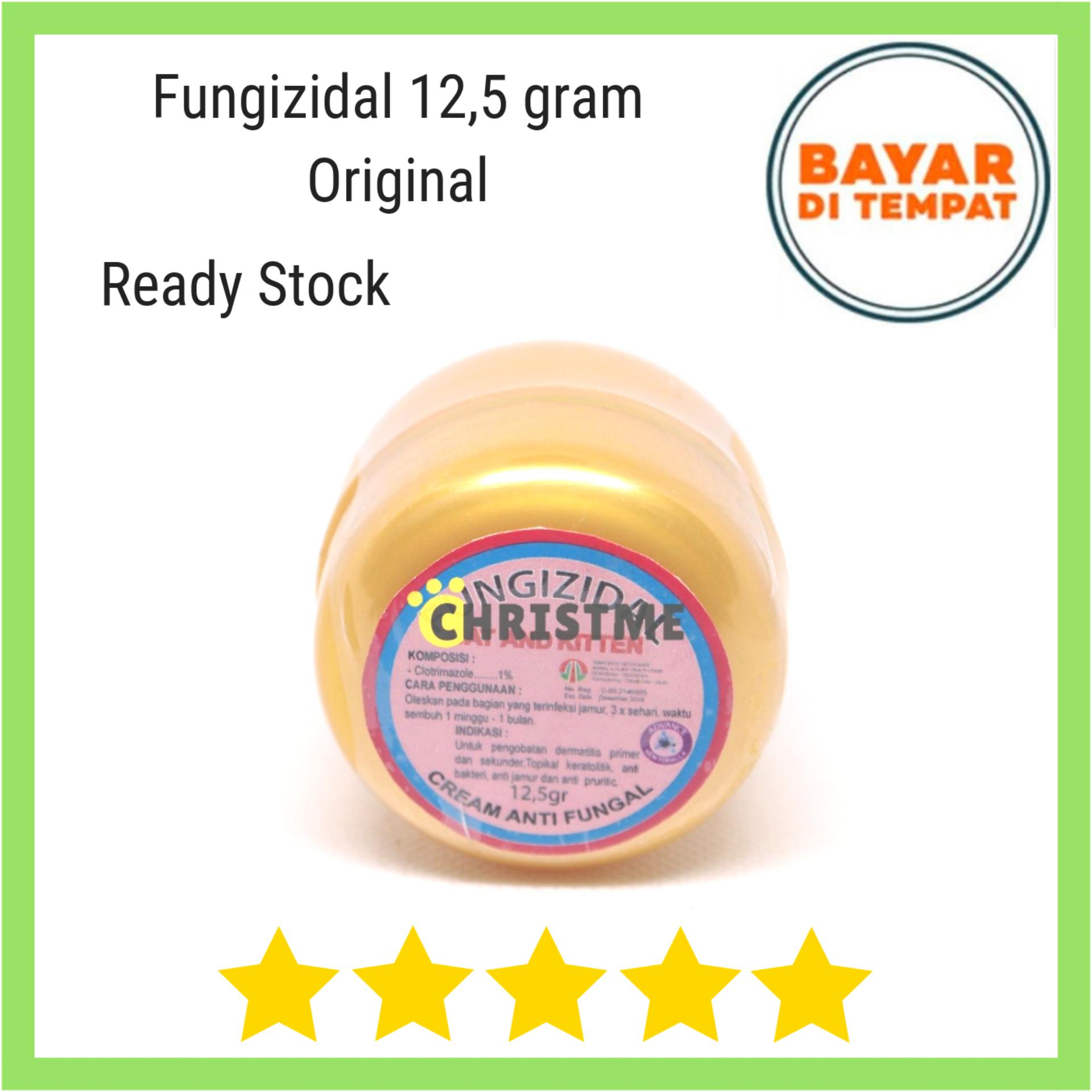 Fungizidal Cat & Kitten 12-5 Gram - Cream Anti Fungal By Christ Me.