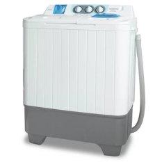 Denpoo Mesin Cuci DW898W 2 Tabung - Putih