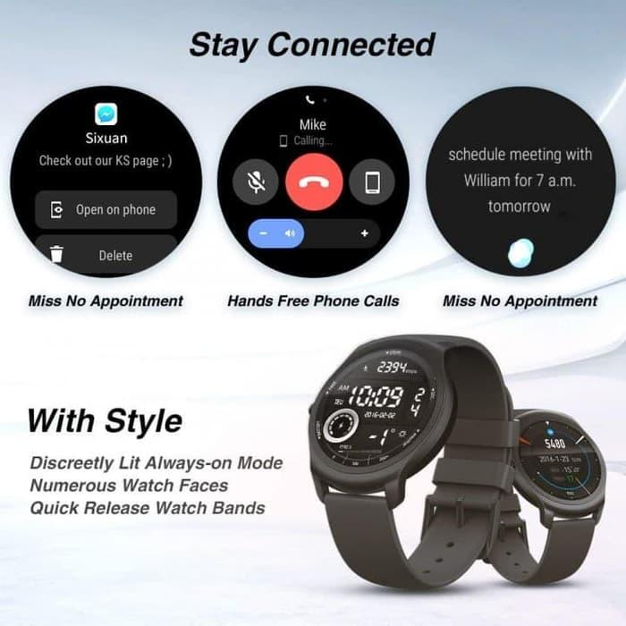 BIG SALE TICWATCH 2 Active 42mm Ultra Light Silky Smooth Smartwatch - OLB3072 Termurah