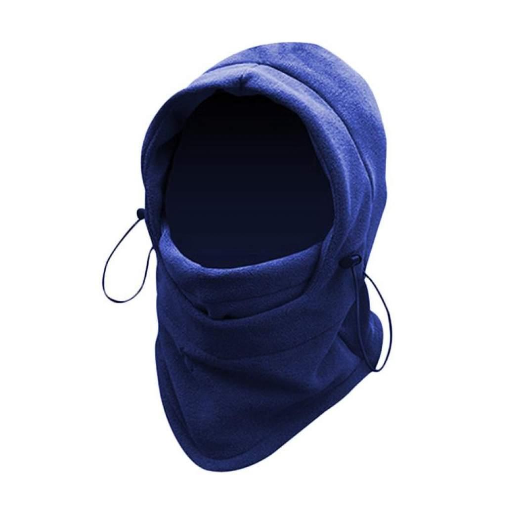 Masker Scarf Balaclava Multifungsi Ninja Kupluk Polar 6 in 1 Full