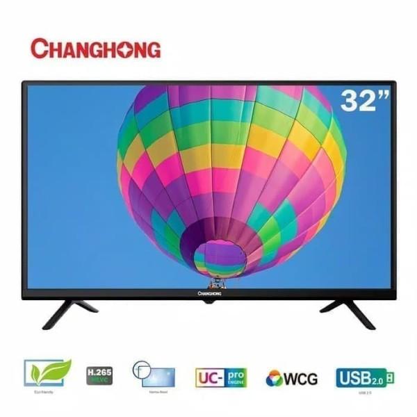 Changhong L32G3 LED TV 32 Inch HDTV USB MOVIE - Khusus JADETABEK - GRATIS ONGKIR