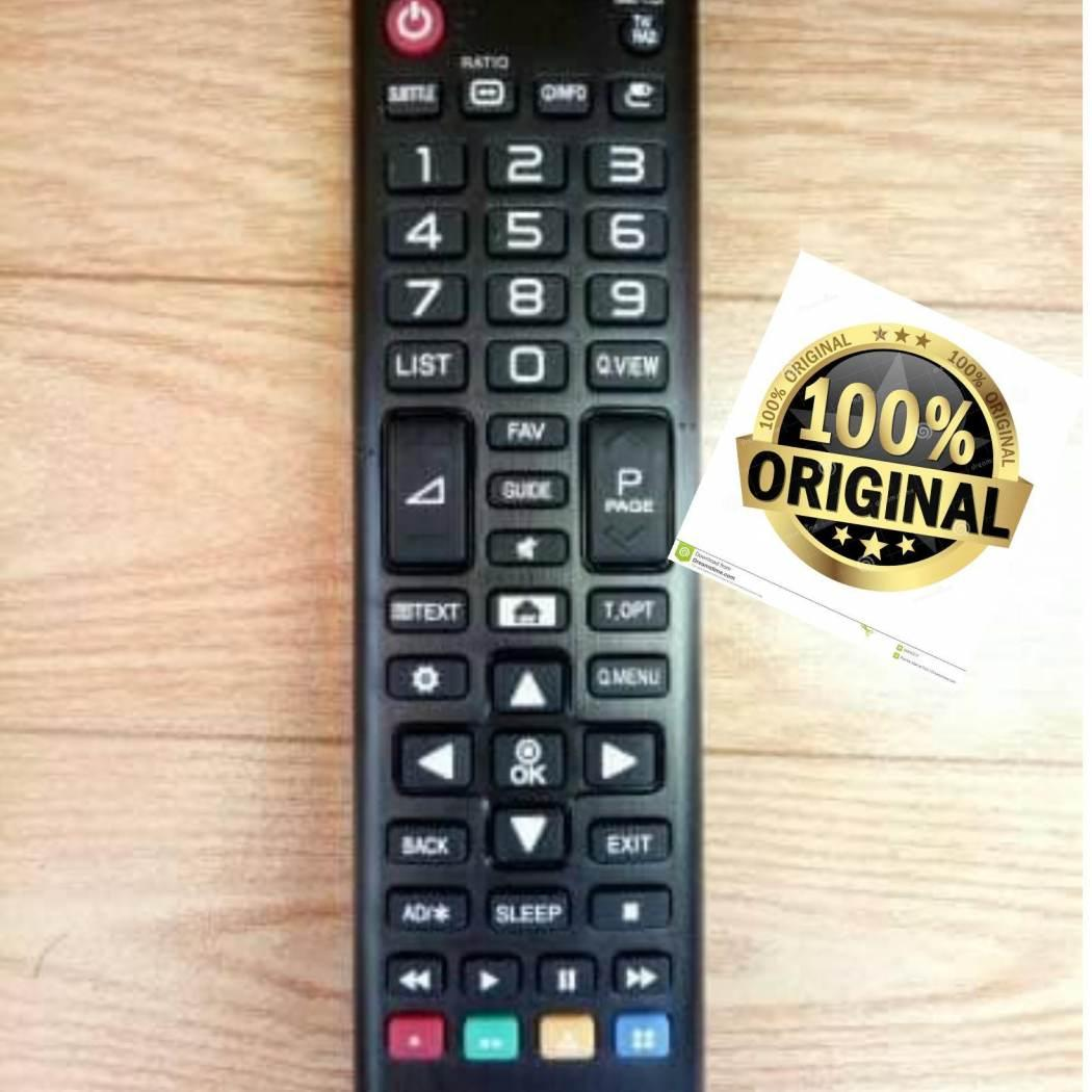 Remote LED TV LG 100% Original - Model AKB