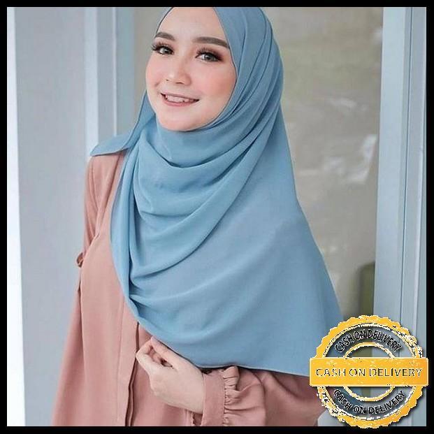 Hijab Khimar Pasmina Sabyan Ceruty / Jilbab / Hijab Pashmina Sabyan BABYDOLL CERUTY Import Premium - Kerudung Sabyan pasmina ceruti bahan terbaik nomor 1/ Hijab Sabyan Ceruty Khimar Baby Doll Diamond Premium Import