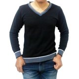 Harga Diahfashion Difash V Man Knit Hitam