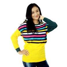 Jual Beli Difash Laviza Woman Knit Kuning