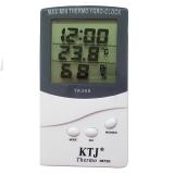 Diskon Digital Thermometer And Hygrometer Pengatur Suhu Ruangan Ta 368 Ktj Putih Aka
