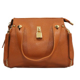 Beli Dillon Leather Bag With Padlock Online Murah