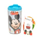 Toko Jual Disney Mickey Mouse Tumbler 320 Ml Biru