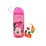 Jual Disney Minnie Mouse Sport Bottle 670 Ml Merah Muda Grosir