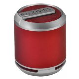 Review Divoom Bluetune Solo Bluetooth Speaker With Mic Matte Red Terbaru