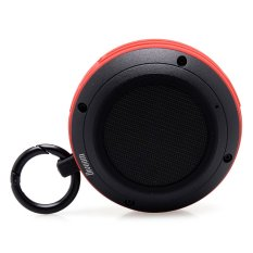 Harga Divoom Voombox Travel Speaker Bluetooth Vermillion Red Divoom Original