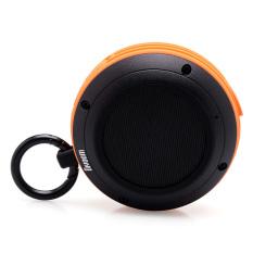 Beli Divoom Voombox Travel Speaker Bluetooth Vibrant Oranye Kredit