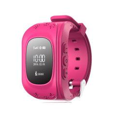 Spesifikasi Dlinez Jam Tangan Anak Gps Tracker W5 Pink Merk Dlinez