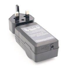 DMW-BCF10 Pengisi Daya Baterai untuk Panasonic Lumix DMC-TS4 DMC-FT4 Kamera Digital AC + DC + Mobil