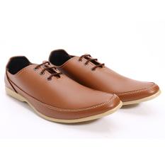 Spesifikasi Dr Kevin Sepatu Pria 13238 Coklat Sepatu Casual Pria Murah