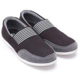 Toko Dr Kevin Sepatu Pria 13241 Hitam Sepatu Casual Pria Di Jawa Barat