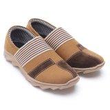 Top 10 Dr Kevin Sepatu Pria 13245 Camel Coklat Sepatu Casual Pria Sepatu Slip On Pria Online