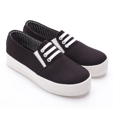 Beli Dr Kevin Sepatu Wanita 43140 Hitam Sneaker Wanita Baru