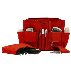 Beli D Renbellony Bag Organizer Active Mm Red Tas Organizer Bag In Bag Handbag Organizer Hbo Active Kredit