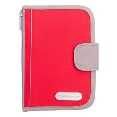 Harga D Renbellony Card Holder Red Tempat Kartu Dompet Kartu Dompet Travel Dompet Wanita Asli