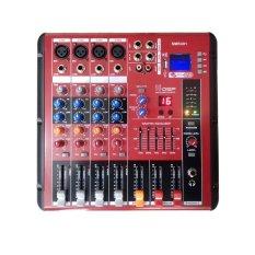 Dusen Berg Mixer 4 Channel SMR-401 USB