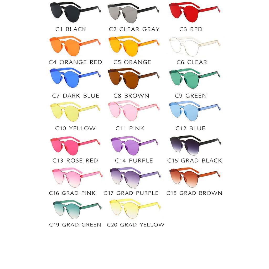 Jual Sunglasses Unisex Termurah  f3afd31a6d