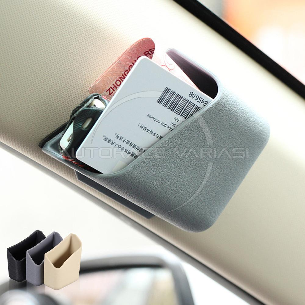 Autorace Tempat Kartu E-Toll / Etoll Card Storage / Car Pillar Pocket Organizer Im O-22 By Indo Ultimate.