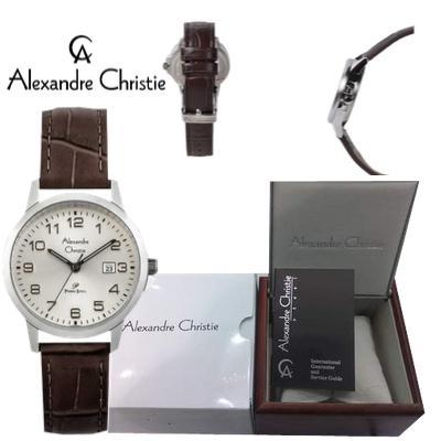 jam tangan alexandre christie original / Alexandre Christie AC 1008 LDLSSSL Jam Tangan Wanita / terbaru jam tangan alexandre christie original untuk wanita / jam tangan casual wanita