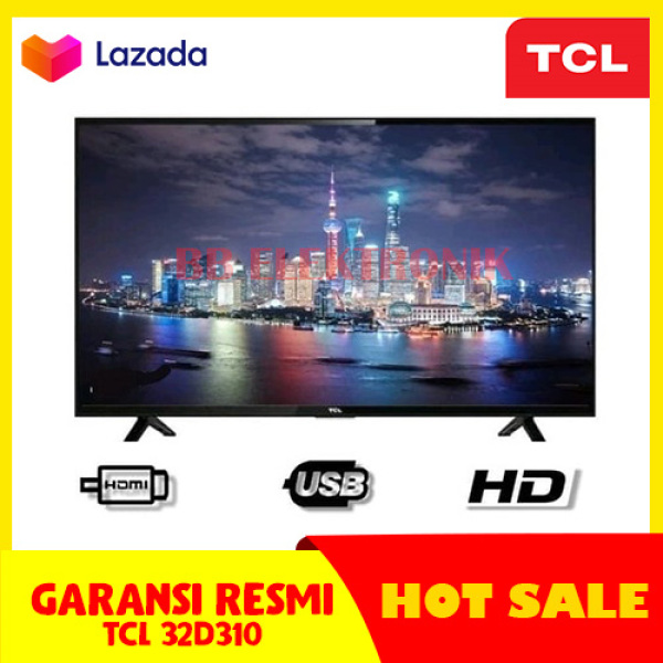 TCL 32D310 LED TV ANALOG - 32 INCH
