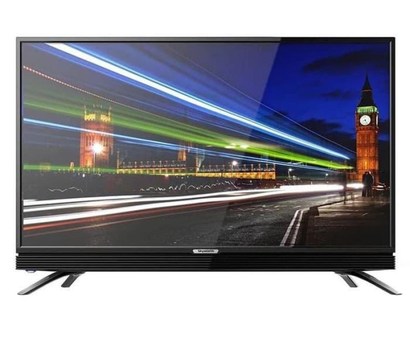 Coocaa 24W3 LED TV - Hitam ( untuk keluar kota wajib packing kayu )