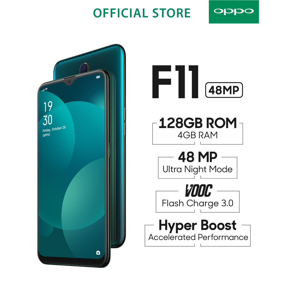 OPPO F11 SMARTPHONE 4 GB / 128 GB 48 MP Ultra Night Mode Camera