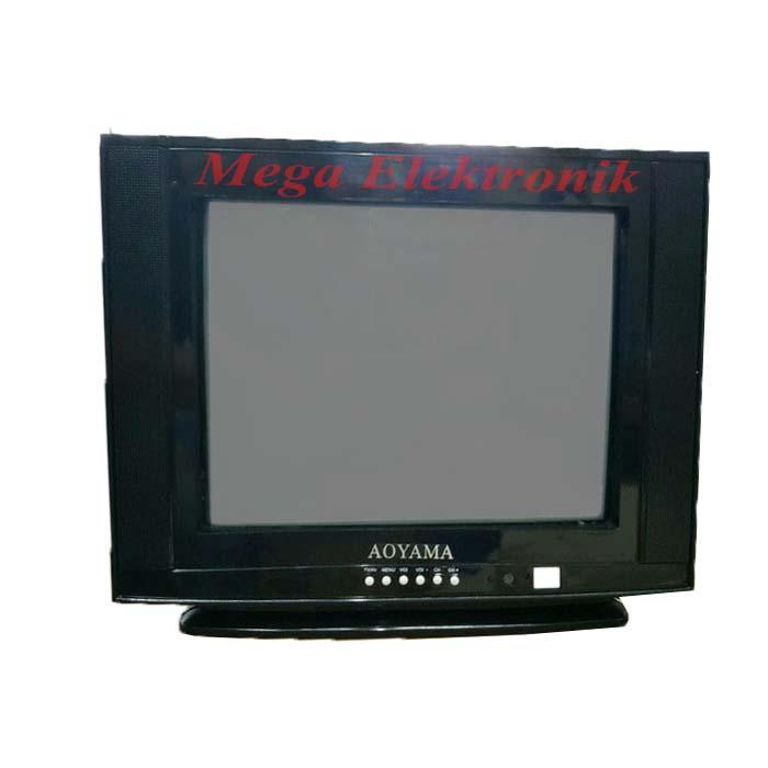 Aoyama 14 inch TV Tabung - KHUSUS JABODETABEK