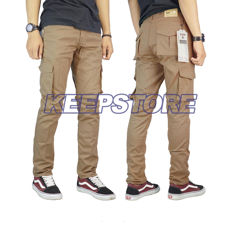 Celana Panjang Pria Brand | Lazada.co.id