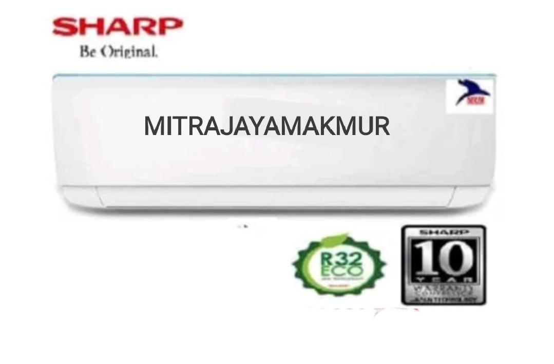 Ac Sharp 1/2PK AH A5UCY TURBO COOL Standart (A5UCY 0.5PK)