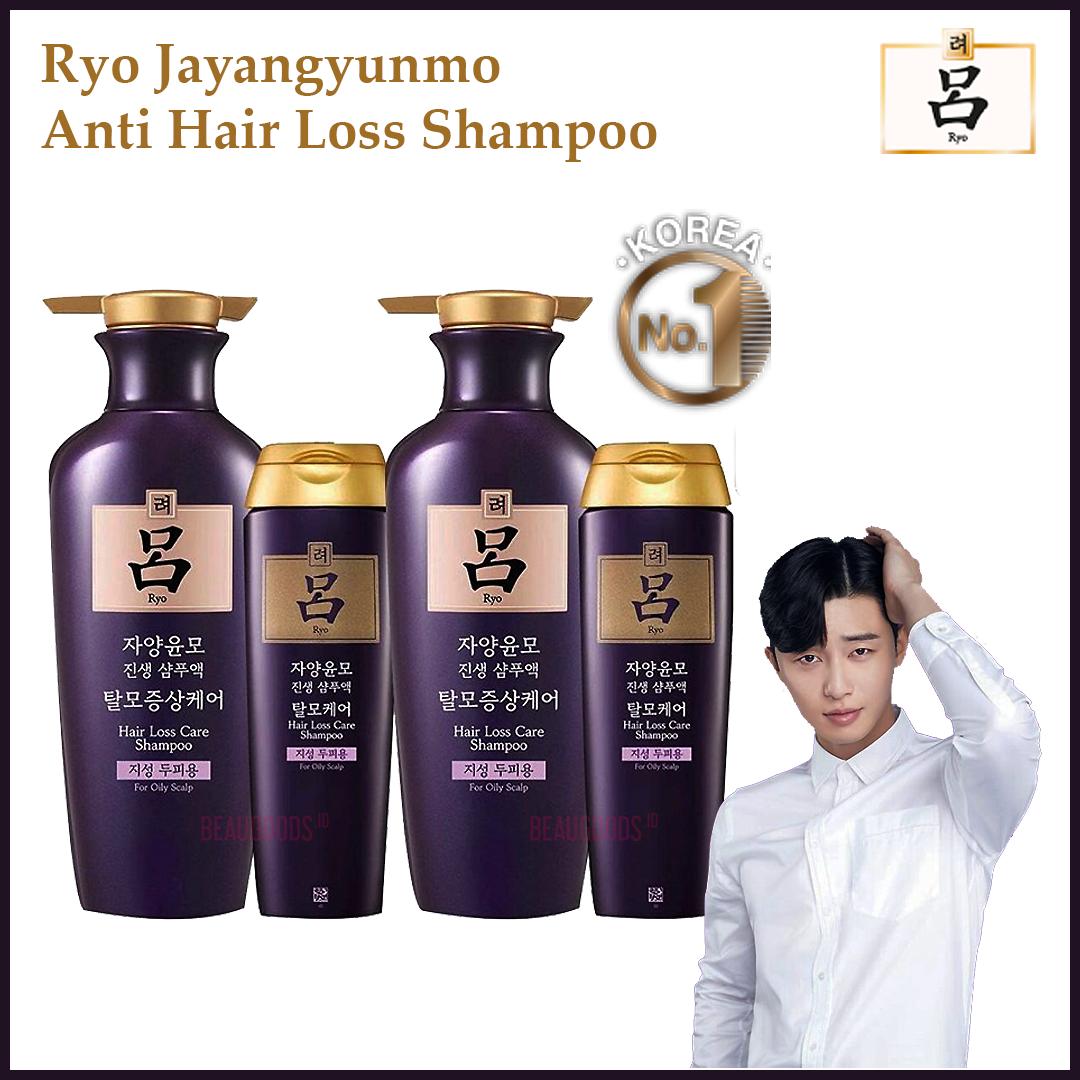 Ryo Jayangyunmo Anti Hair Loss Shampoo For Oily Scalp Lazada Indonesia