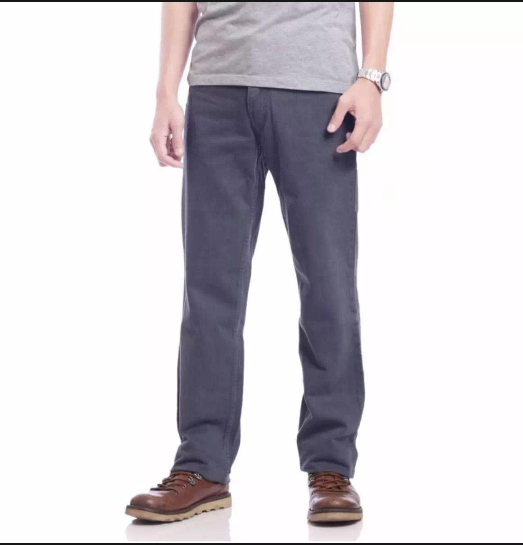 Celana Jeans Pria Regular/Celana Pria Standart