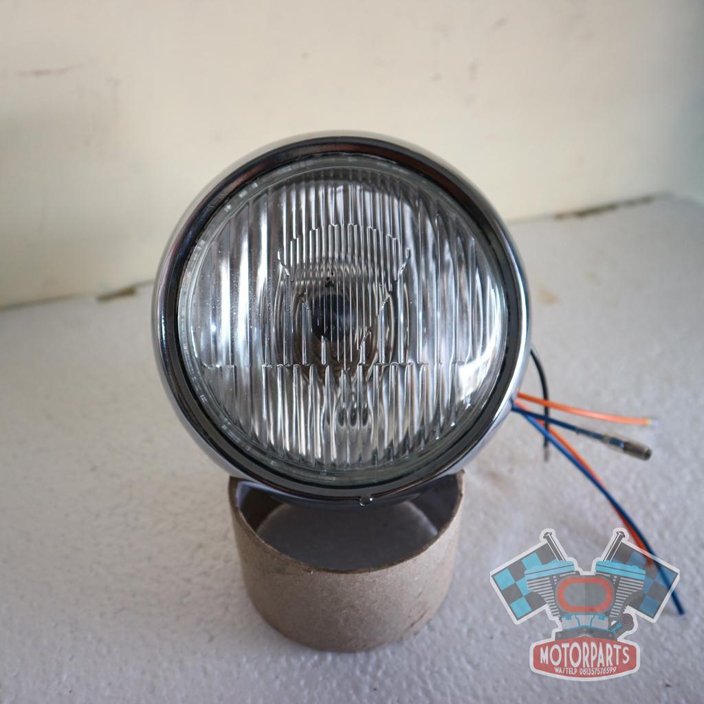 Reflektor Lampu Depan Honda C70 Standard