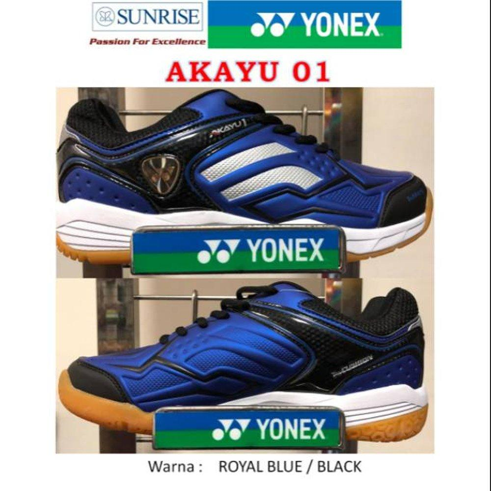 Sepatu Badminton YONEX AKAYU 1 - Sepatu Bulu Tangkis Terbaru 396ea87126