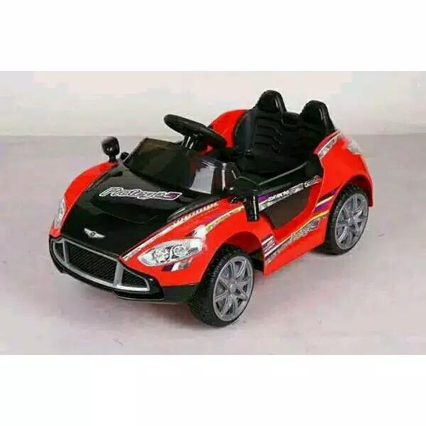 Mobil Mainan Aki Protege5 M7688 PMB - Mobil Mainan Anak Bisa DiNaiki - Mobil Mainan Anak Full Lampu, Full Music Dan Remot Control