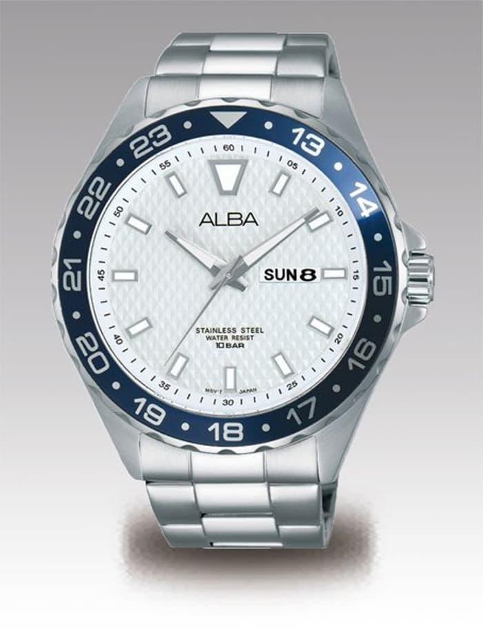 Jam Tangan Pria Alba Original Terbaru  5f84300678