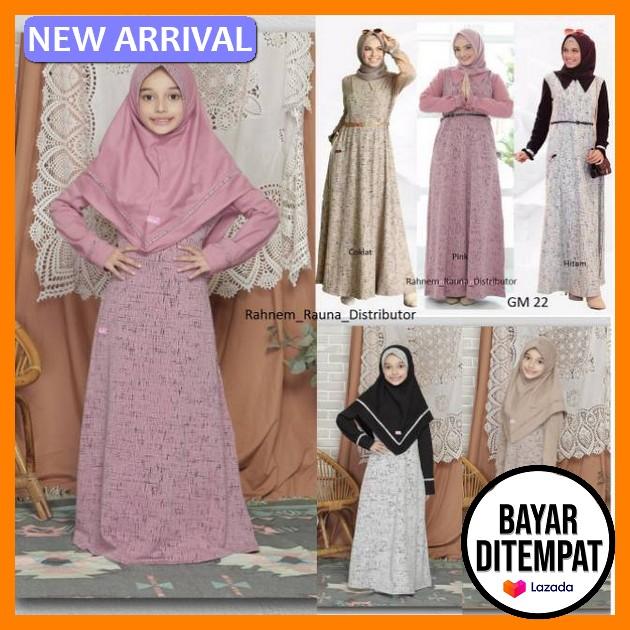 Gamis Anak Perempuan Modern Sultan Syari Terbaru Kekinian 2021 Casual Baju Muslim Lucu Cantik Dress Murah Terbaru 2020 Model Gamis Couple Rahnem Gm Gh 22 Gamis Anak Dan Dewasa As283 Lazada Indonesia