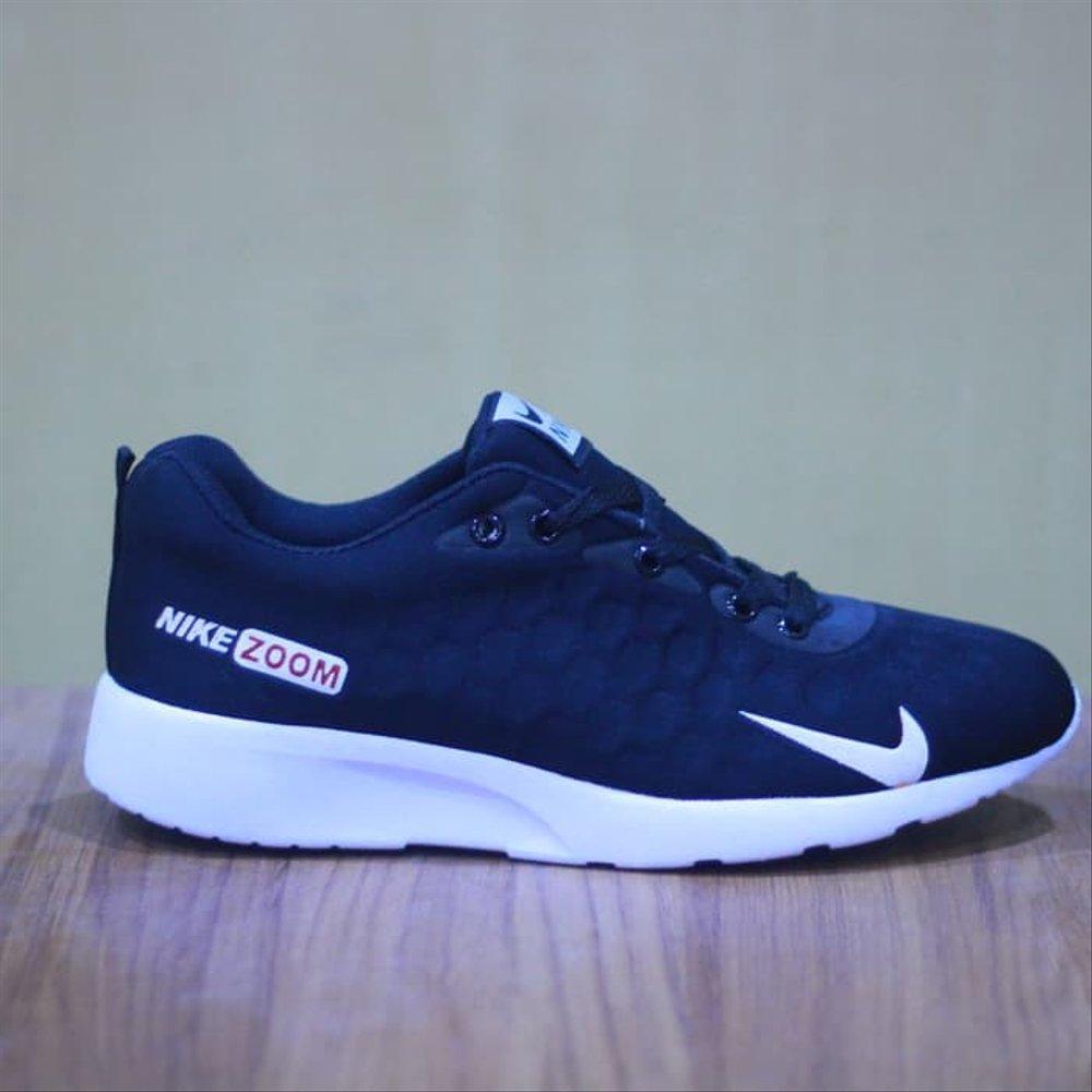 Sepatu Cowok Nike Zoom Running Air Max Spatu Sneakers Snikers Snakers Kerja Fashion Casual Pria Wanita