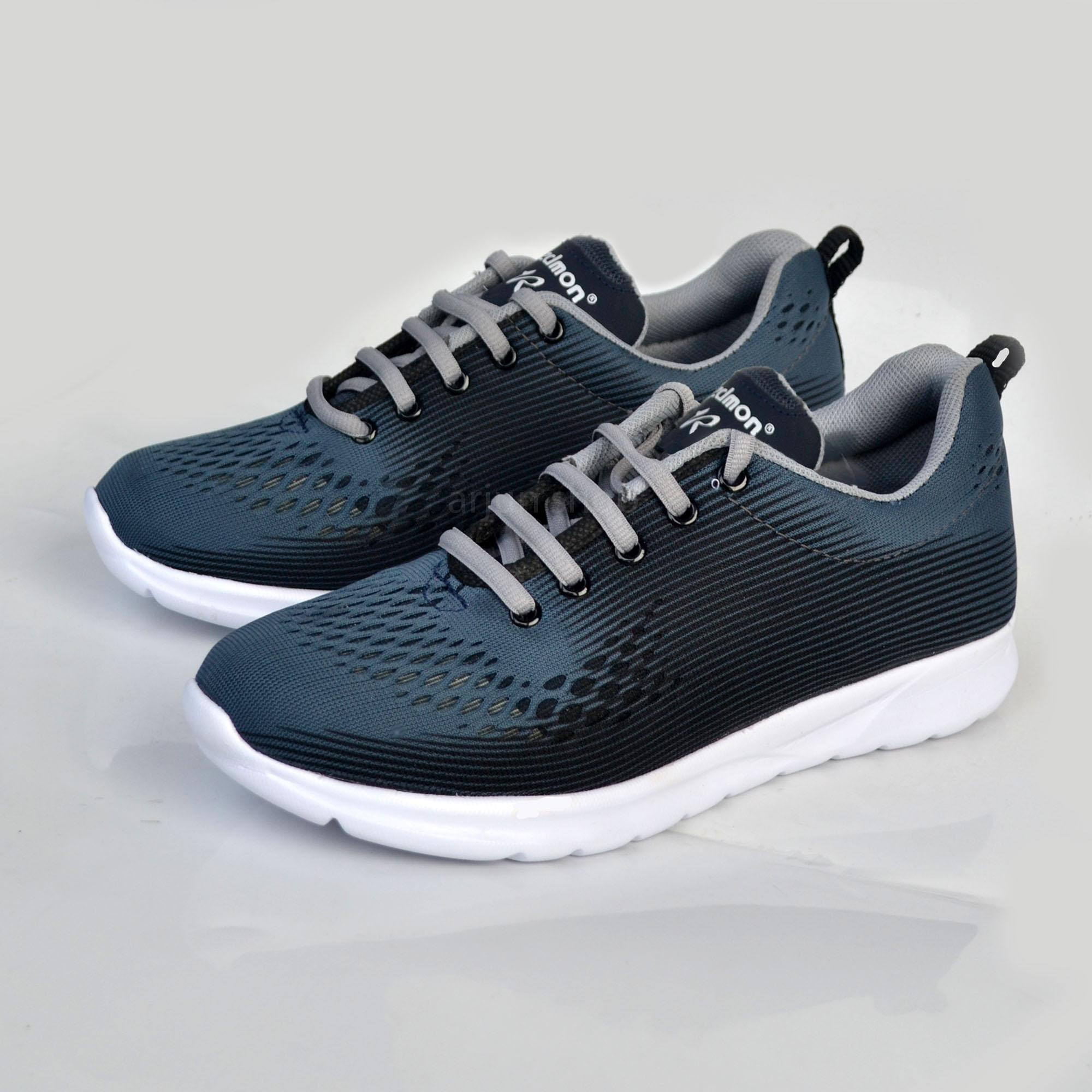 Arjun Shop Sneakers-Sepatu Sneaker Running Carson Runner Unisex Trendy 2019 - Blue