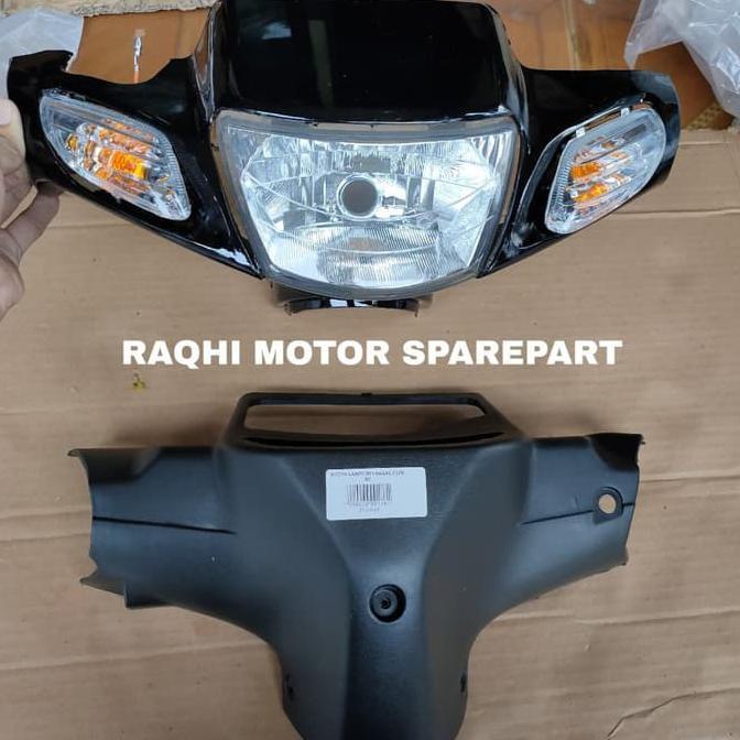 Terbaru Batok Kepala F1Zr / Yamaha Fizr - Fullset Lampu & Sein / Pnp Vega R La