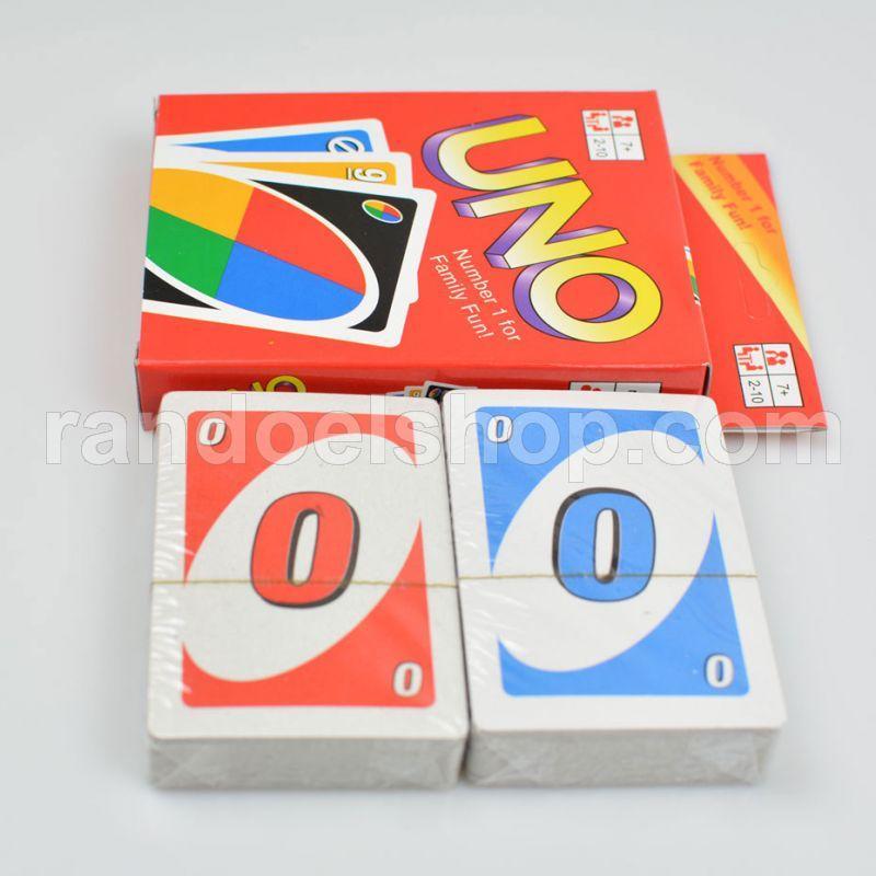 Kartu Uno Card Games Family Fun
